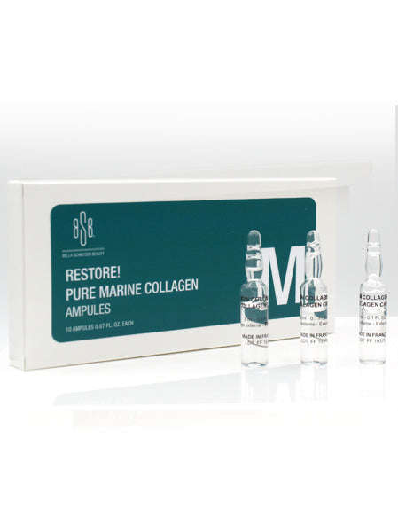 Restore! Pure Marine Collagen ampules