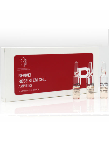 Revive! Rose Stem Cell ampules