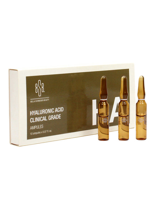 BSB HYALURONIC ACID CLINICAL GRADE AMPULES