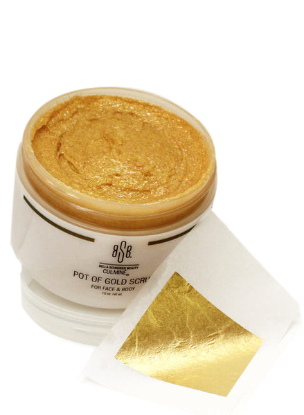 BSB CULMINÉ® POT OF GOLD SCRUB