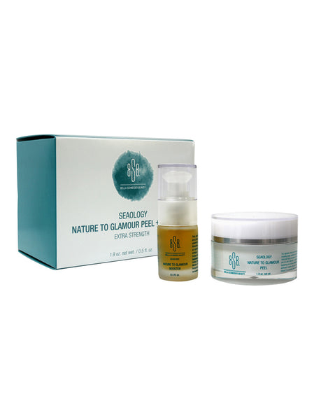 SEAOLOGY® NATURE TO GLAMOUR PEEL + BOOSTER