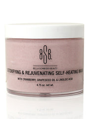DETOXIFYING & REJUVENATING SELF-HEATING MASK