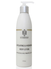 EXFOLIATING & HYDRATING BODY LOTION