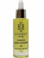 NATURALS CUPUACU SUPER HYDRATING OIL