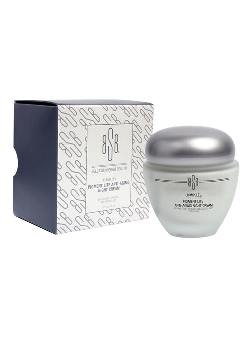 BSB LUMIPELÉ™ PIGMENT LITE ANTI-AGING NIGHT CREAM
