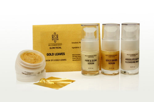 BSB CULMINÉ® GLOW FACIAL KIT