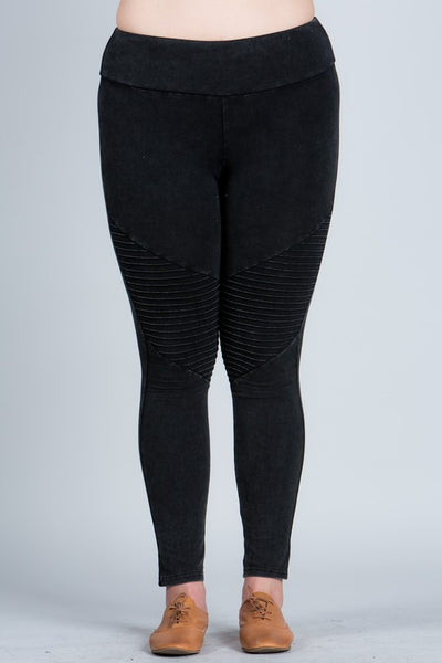 The Blaire Moto Legging