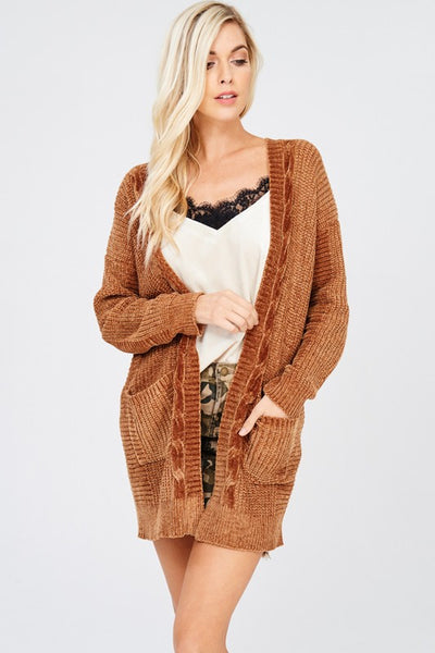 The Anna Cardigan in Gucci