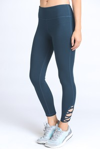 The Brynn Legging in Teal