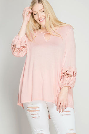 The Annabelle Top