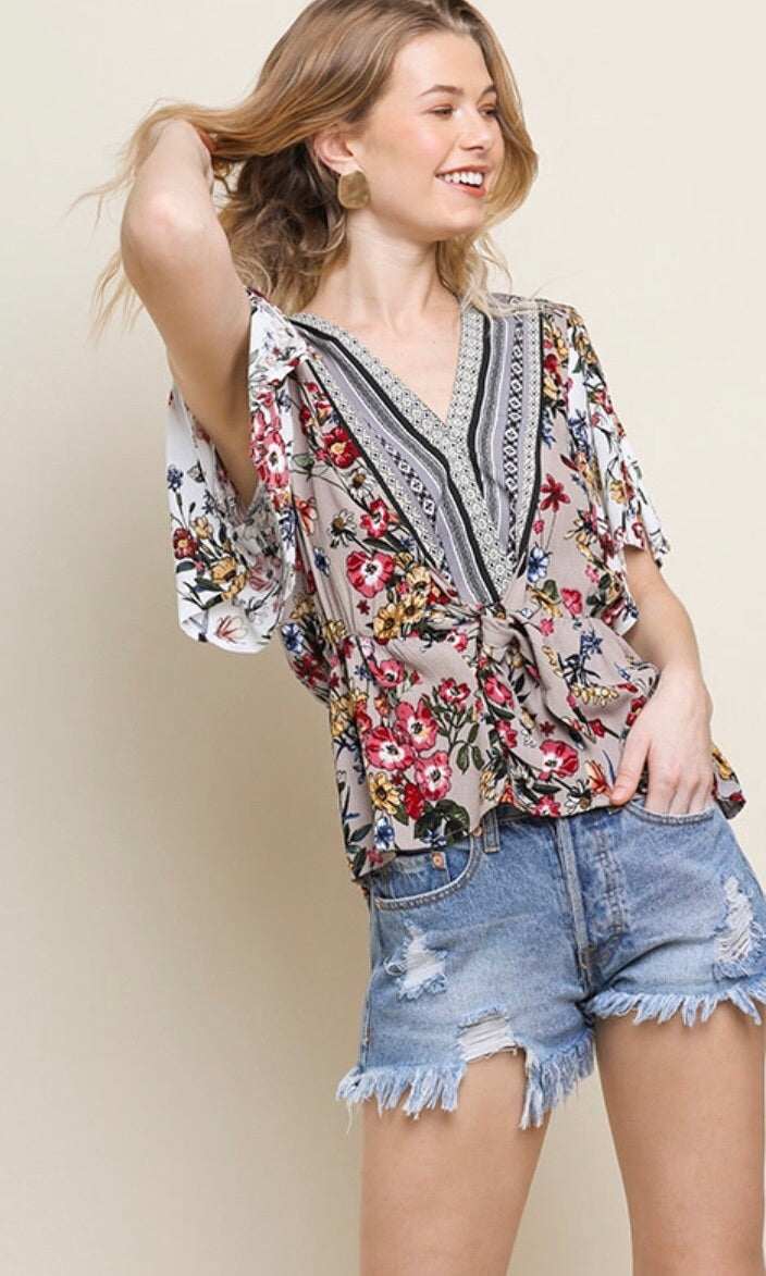 The Emmaline Top