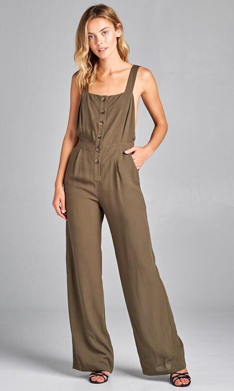 The Macy Jumpsuit