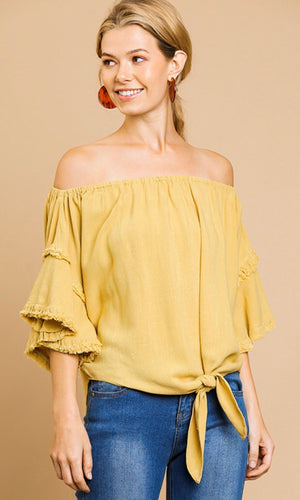 The Marlena Top