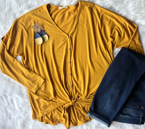 The Maisy Tunic in Honey