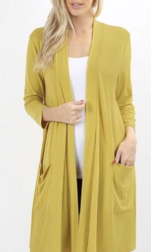 The Mischa Duster Cardigan