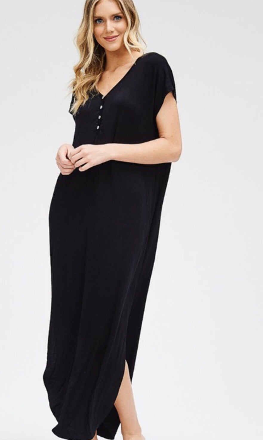 The Colbie Maxi Dress