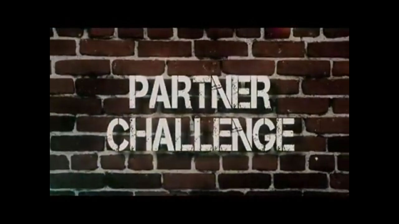 Boot camp - Partner challenge