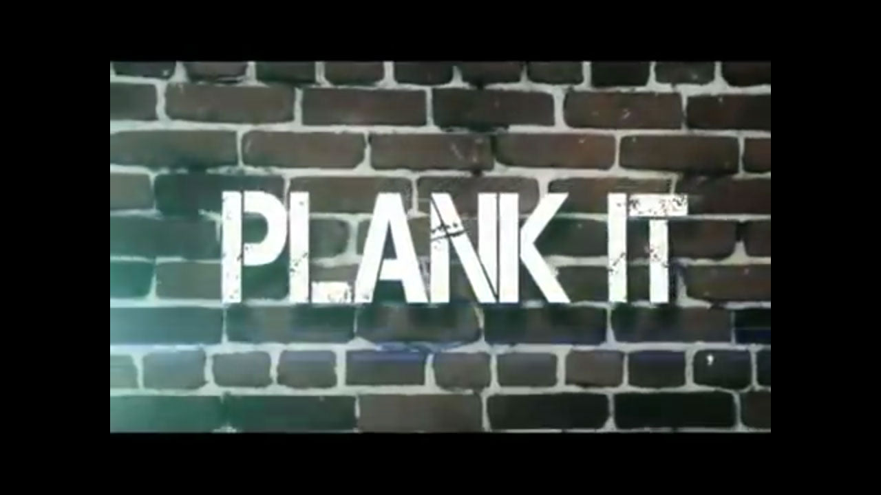 Boot camp - Plank it