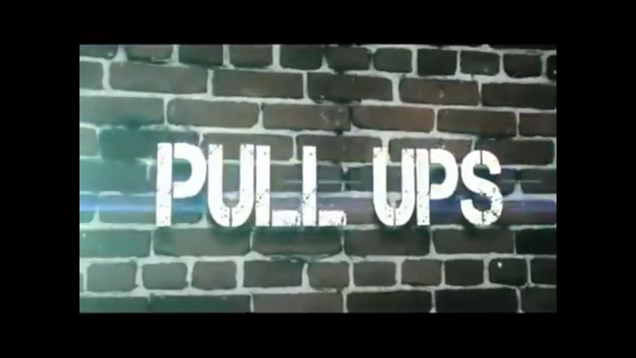 Boot camp - Pull ups