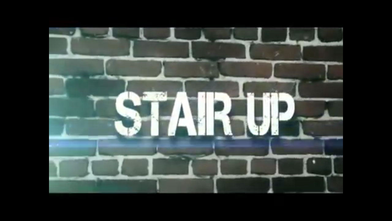 Boot camp - Stair up