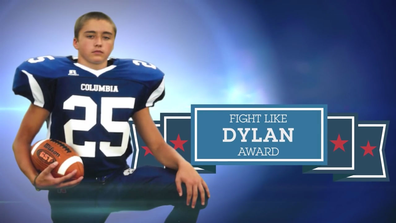 Fight Like Dylan Award