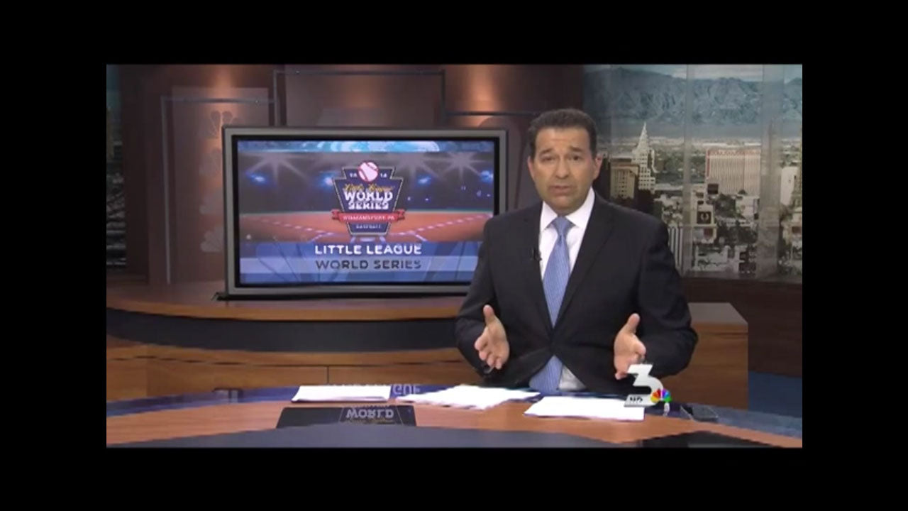 KSNV TV 2014 Little League World Series