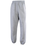 Russell Athletic Men's Dri-Power Closed-Bottom Fleece Pocket Pant - Oxford