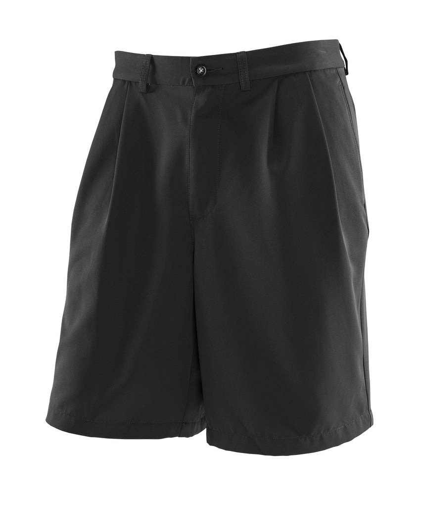 Russell Athletic Men's Golf Shorts - Black Selected