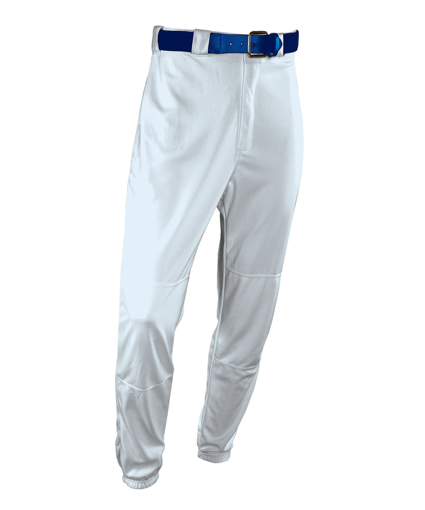 Russell Athletic Youth Baseball Game Pants - Baseball Grey Selected