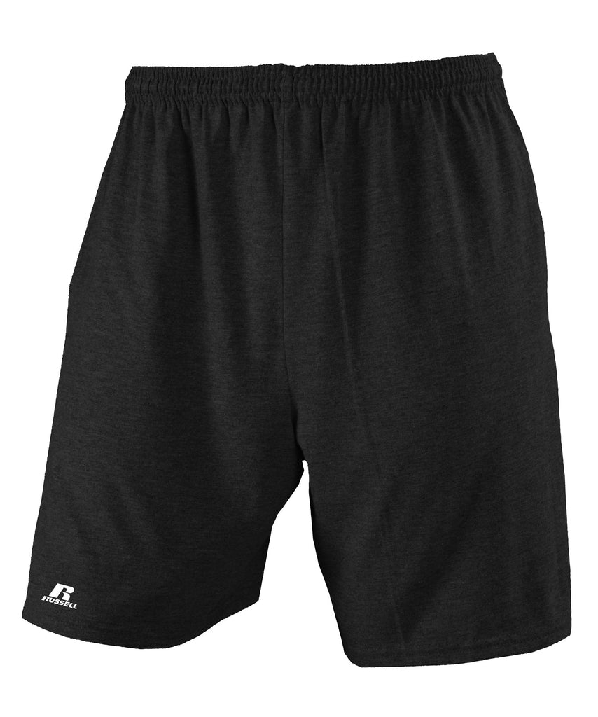 Russell Athletic Men's Athletic Pocket Shorts - Black Selected