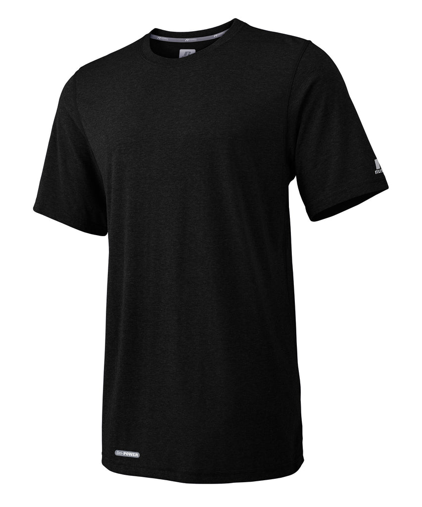 Russell Athletic Men's Player's Tee - Black Selected