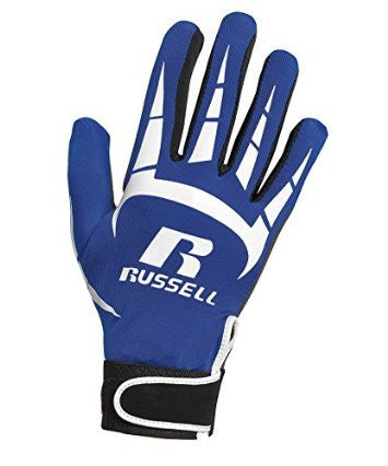 Russell Athletic Men's Greptile All-Weather Football Gloves
