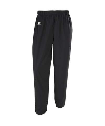 Russell Athletic Men's Defender Rain Pants - Black