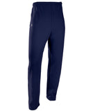 Russell Athletic Men's Dri-Power Open-Bottom Fleece Pocket Pants - Navy