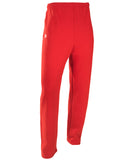 Russell Athletic Men's Dri-Power Open-Bottom Fleece Pocket Pants - True Red