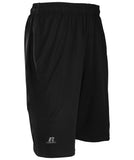 Russell Athletic Men's Dri-Power Stretch Short - Black