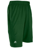 Russell Athletic Men's Dri-Power Stretch Short - Dark Green