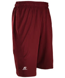Russell Athletic Men's Dri-Power Stretch Short - Maroon
