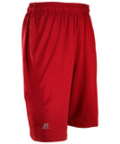 Russell Athletic Men's Dri-Power Stretch Short - True Red