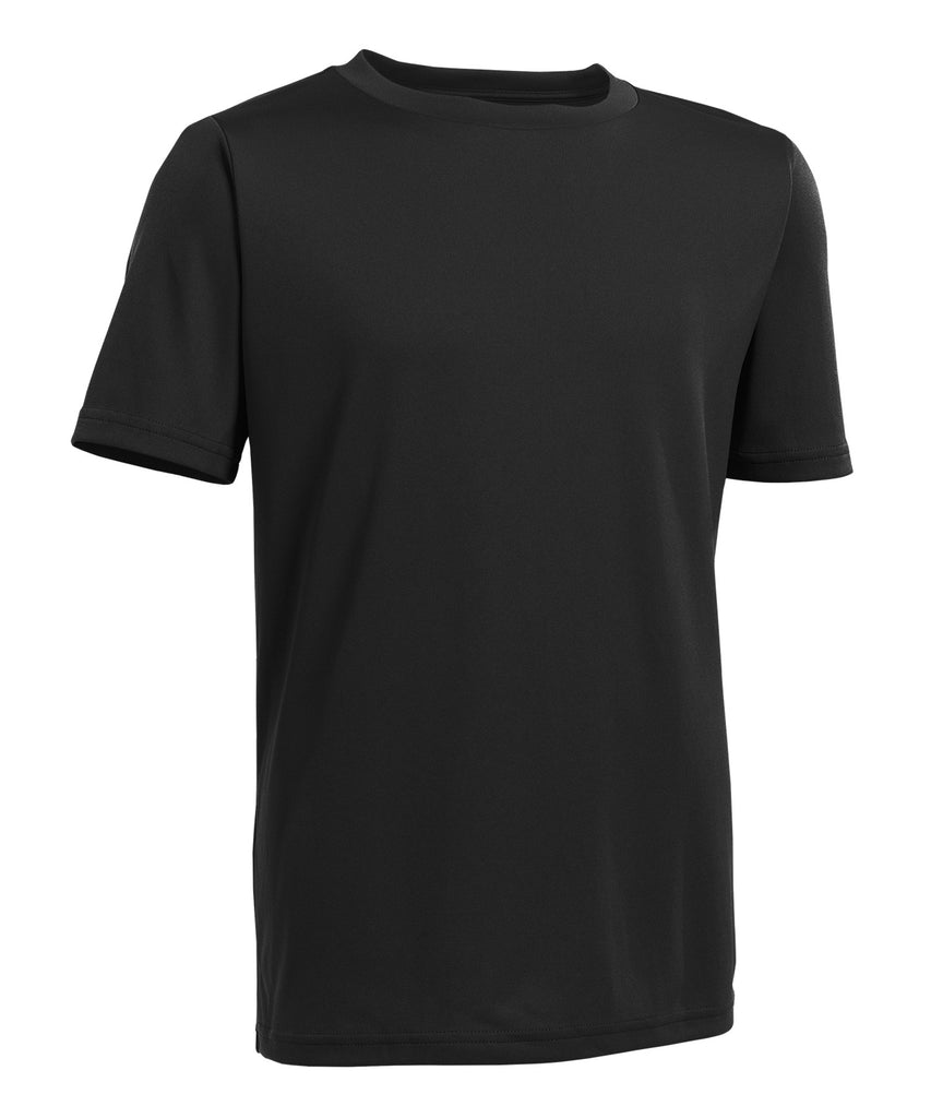 Russell Athletic Youth Core Performance Tee - Black Selected
