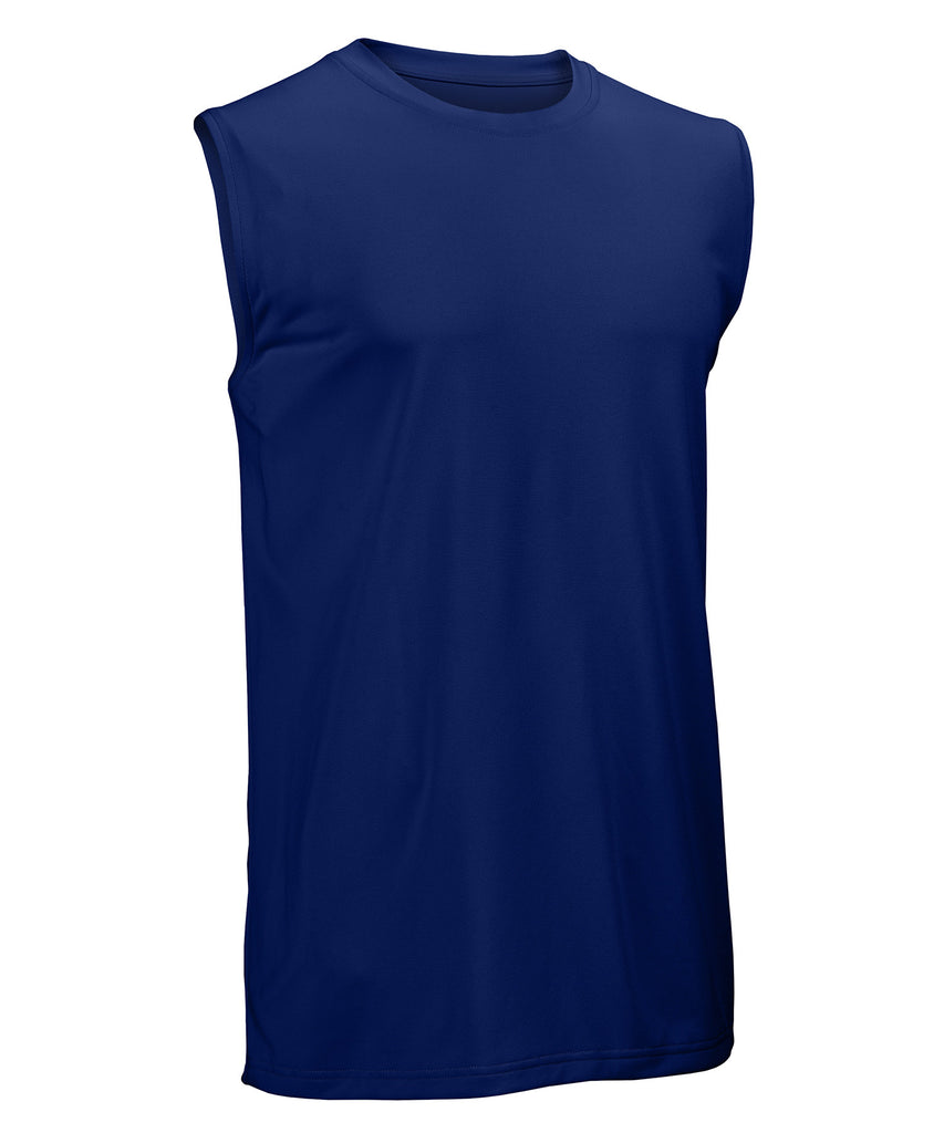 Russell Athletic Men's Core Performance Sleeveless Tee - Navy Selected