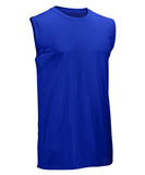 Russell Athletic Men's Core Performance Sleeveless Tee - Royal