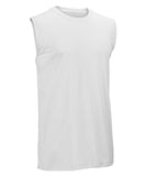 Russell Athletic Men's Core Performance Sleeveless Tee - White