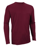 Russell Athletic Men's Core Performance Long Sleeve Tee - Cardinal