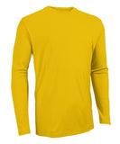 Russell Athletic Men's Core Performance Long Sleeve Tee - Gold