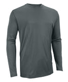 Russell Athletic Men's Core Performance Long Sleeve Tee - Steel