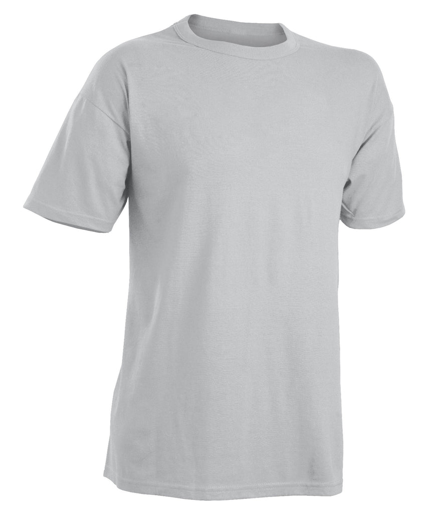 Russell Athletic Men's Nublend Tee - Ash Selected