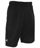 Russell Athletic Men's Mesh Pocket Shorts - Black