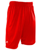 Russell Athletic Men's Mesh Pocket Shorts - True Red