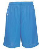 Russell Athletic Youth Polyester Tricot Mesh Shorts - Columbia Blue